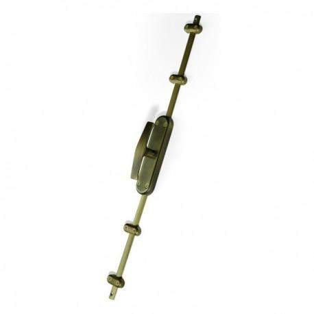 Rod for Pino espagnolette lock