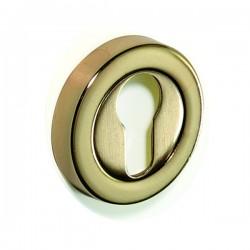 Keyhole Pino on round rosette