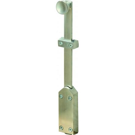 Pasador de 500 mm para puerta o ventana Brillo