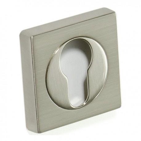 keyhole Pino on square rosette