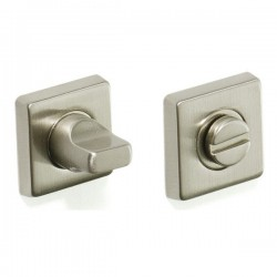 Screw & concealed Screw Pino on square rosette