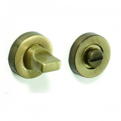Screw & concealed Screw Pino on round rosette